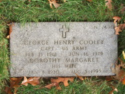 George H Cooley