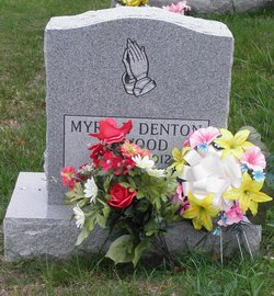 Myrtle <i>Denton</i> Atwood