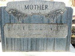 Mary Ellen <i>Caviness</i> Burnett