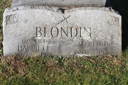 Alfred D Blondin