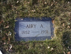Airy A. <i>King</i> Brown