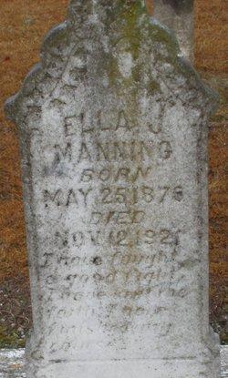 Ella J Manning
