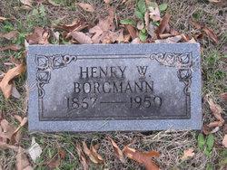 Henry W. Borgmann