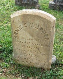 Anna Elizabeth Annie <i>Witmer</i> Sieber