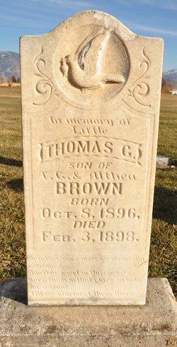Thomas G. Brown