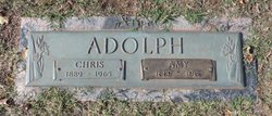 Amy T. <i>Moore</i> Adolph