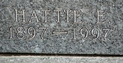 Hertha E Hattie <i>Franke</i> Fenske