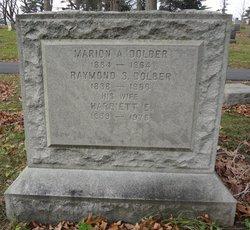 Raymond Sumner Dolber