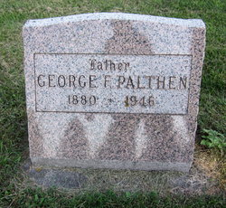 George F Palthen