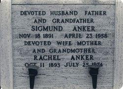 Rachel Rae <i>Windreich</i> Anker