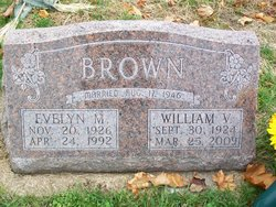 William Vonard Bill Brown