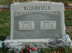 Myrtle V. <i>Overmyer</i> Bloomfield