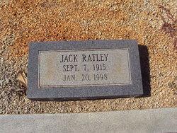 Harold Augustus Jack Ratley