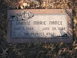 Shante m Nance