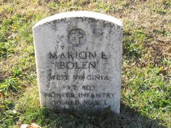 Marion Eugene Bolen
