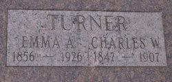 Charles William H Turner