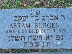 Abram Burgen
