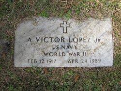 A. Victor Lopez, Jr