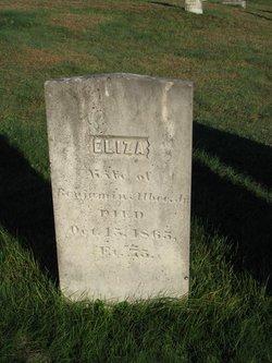 Eliza Albee