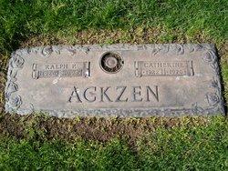 Catherine Ackzen