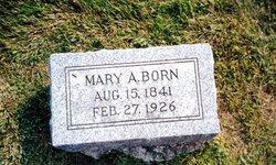 Marie A <i>Friedley</i> Born