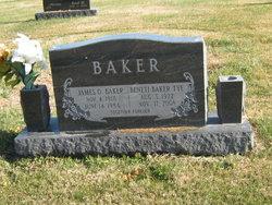 James Oron Baker