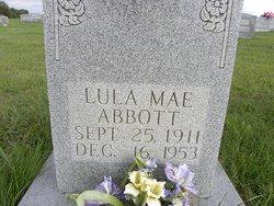 Lula Mae Abbott