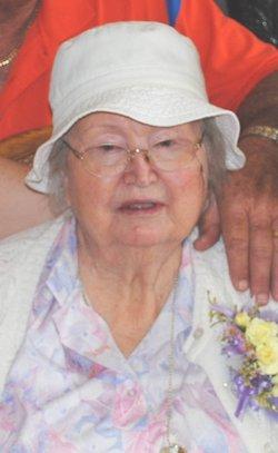 Mrs Pearlie <i>Taylor</i> Bentley