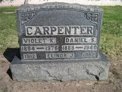 Violet Catherine <i>Johnston</i> Carpenter