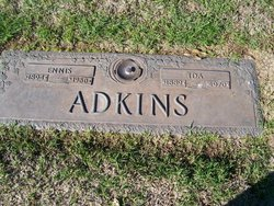 Ida Mae <i>Midkiff</i> Adkins