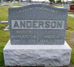 Amos J Anderson