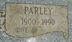 Parley <i>Ballard</i> Garrison