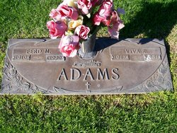 Ferd M Adams
