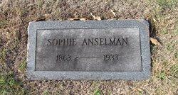 Sophie <i>Kraft</i> Anselman