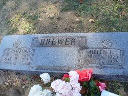 Helen Louise <i>Crockett</i> Brewer