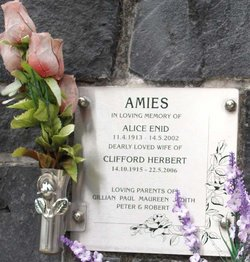 Alice Enid Aimes