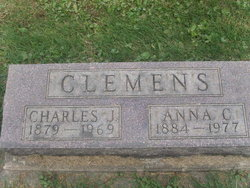 Anna C Clemens