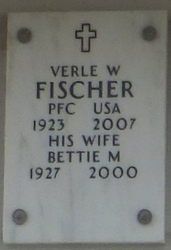Bettie M Fischer