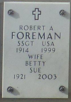 Betty Sue Foreman