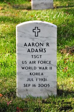 Aaron Rex Adams