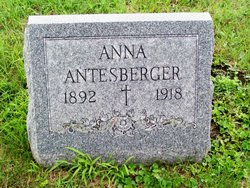 Anna <i>Engleman</i> Antesberger