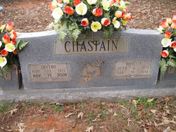 Phyllis Spencer Chastain