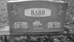 Robert Lee Babb