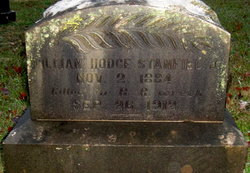William Hodge Stanfiel, Jr