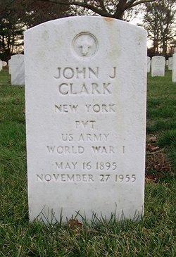 John Joseph Johnie Clark