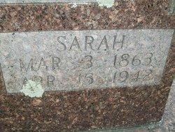 Sarah Jane <i>Elder</i> Alvey
