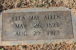 Ella Mae <i>Cloud</i> Allen