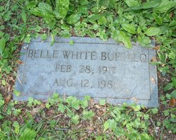 Belle <i>White</i> Buffalo
