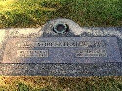 Wilhelmina Morgenthaler
