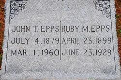 John T. Epps